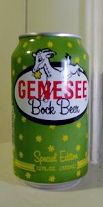Genesee Bock