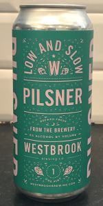 Low And Slow: Pilsner