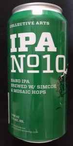 Collective Project: IPA No. 10