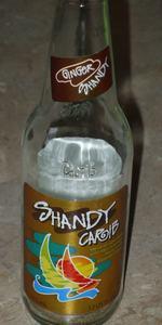 Carib Ginger Shandy