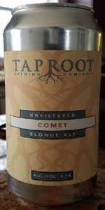 Comet Blonde Ale