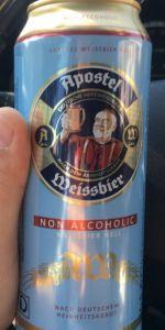 Apostel Weissbier Alkoholfrei