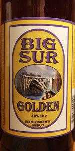 Big Sur Golden