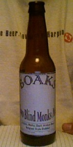 Boaks Two Blind Monks Ale