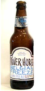 River Horse Belgian Freeze Belgian Style Winter Ale