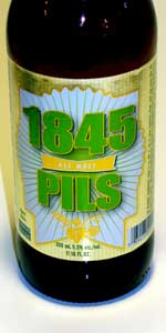 1845 All Malt Pils