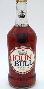 John Bull Finest Bitter
