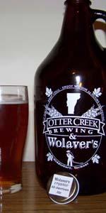 Wolaver's All-American Ale