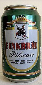 Finkbräu Pilsener