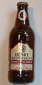 Henry Weinhard's Belgian Style Wheat Ale