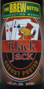 One Eyed Jack (Black Jack Porter)