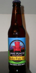 Lake Placid India Pale Ale