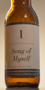 I: Song of Myself (Leaves of Grass Series)