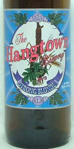 Hangtown Strong Blonde Ale