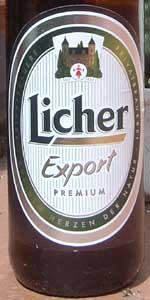 Licher Export