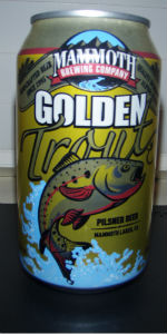 Golden Trout Ale