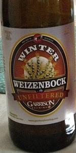 Winter Weizenbock
