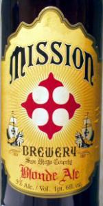 Mission Blonde