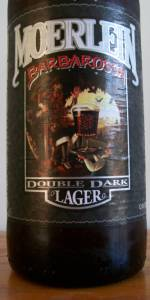 Barbarossa Double Dark Lager