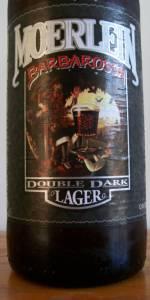 Barbarossa Double Dark Lager