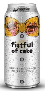 Fistful Of Cake - Chocolate Orange