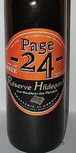 Page 24 Réserve Hildegarde Ambrée