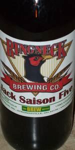 Ringneck Jack Saison Five