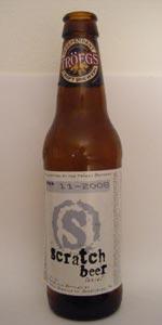 Scratch Beer 11 - 2008 (ESB)