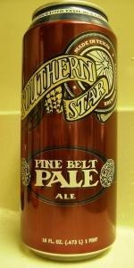 Pine Belt Pale Ale