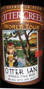 Otter Creek World Tour: Otter San