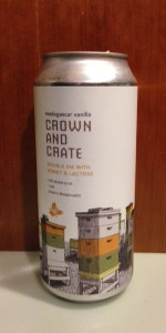 Crown And Crate w/Madagascar Vanilla