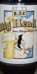 Big Head San Diego Style Ale