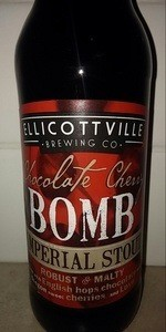 Chocolate Cherry Bomb Imperial Stout