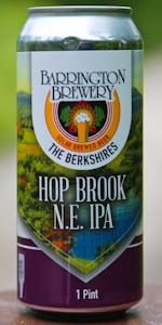 Hop Brook N.E. IPA | Barrington Brewery & Restaurant / Berkshire ...
