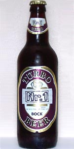 Turbo Beer Nr. 1 Bock