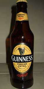Guinness Foreign Extra Stout (Malaysia)