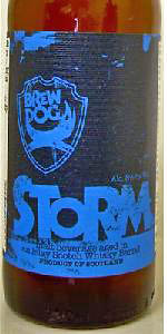 Storm (Islay Whisky Cask Aged IPA)