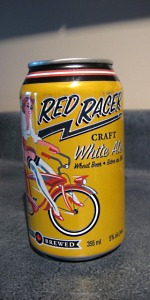 Red Racer Classic White Ale