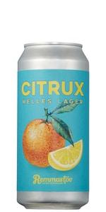 Citrux Helles Lager