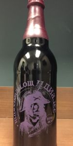 Bourbon Barrel Aged Vanilla Bean Dark Lord