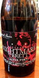 Nightmare On Brett - Raspberry Super Port