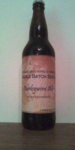 Single Batch Series - Barleywine