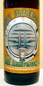 2nd Anniversary Double IPA
