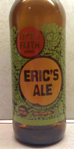 Lips Of Faith - Eric's Ale