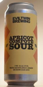 Apricot Compote Sour