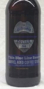 Thin Blue Line Reserve