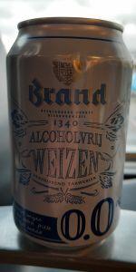 Alcoholvrij Weizen