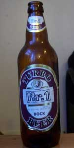 Livu No. 1 Turbo Bock Beer