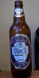 Livu No. 1 Turbo Bock Beer