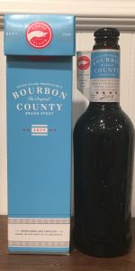Proprietor's Bourbon County Brand Stout (2019)
